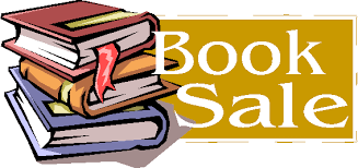 2nd Annual Used Book Sale @ CAC Building