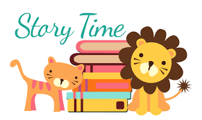 Toddler Tuesday Story Time