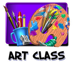Art Class with Laura Diddle - CANCELLED UNTIL FURTHER NOTICE