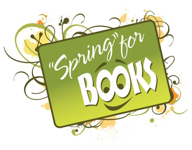 "4th annual ""Spring"" for Books"